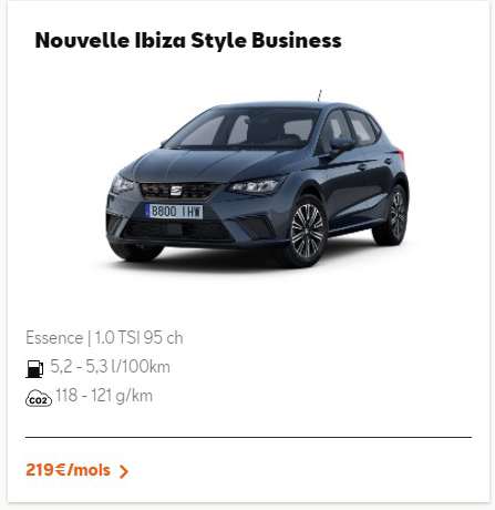 Nouvelle Ibiza Style Business
